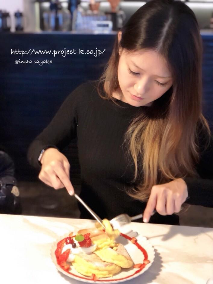 魅惑のパンケーキ!HIDDEN AVE.Cakes@札幌カフェ