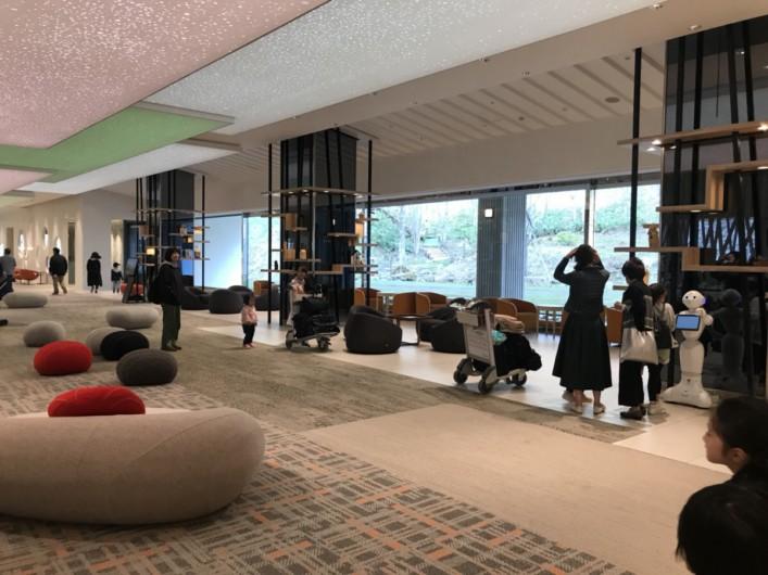 森のソラニワへ家族でGo!! 2018年4月28日リニューアルオープン 北湯沢