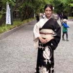 夏は浴衣!@北海道神宮祭
