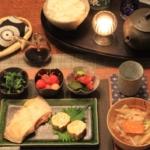 おうちごはんはカレイであっさり和食